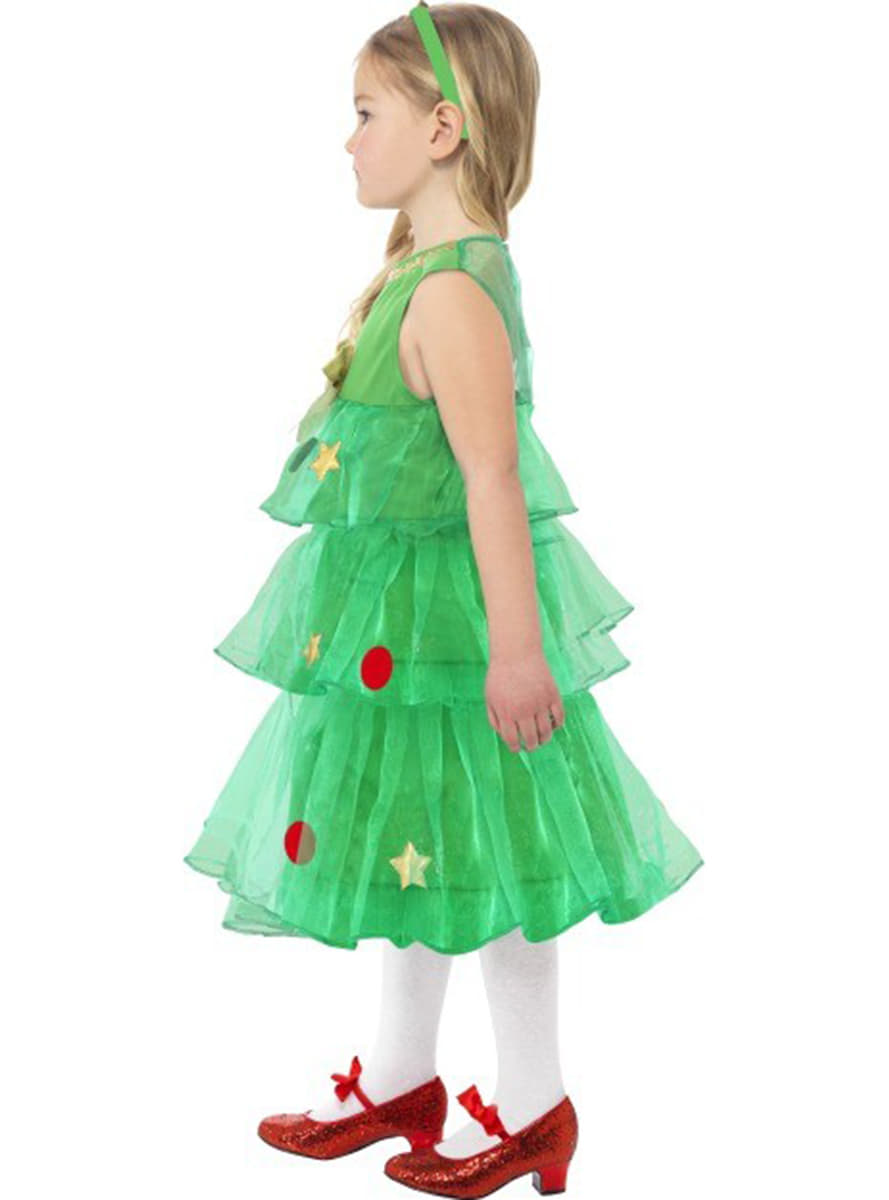 Arboles De Navidad Adornos #4: Disfraz-de-arbol-de-navidad-para-nina.jpg