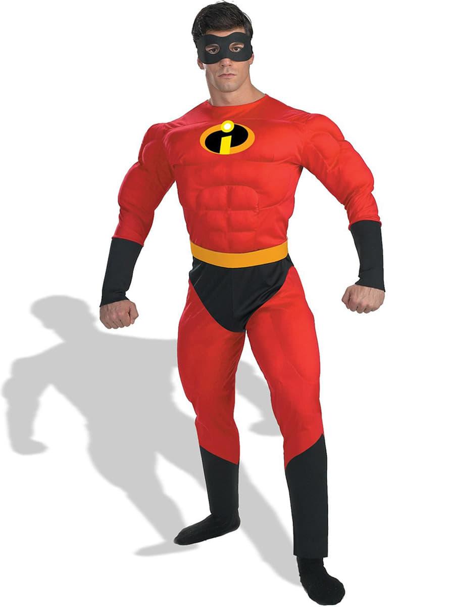 Night Rage Kostüm für Erwachsene