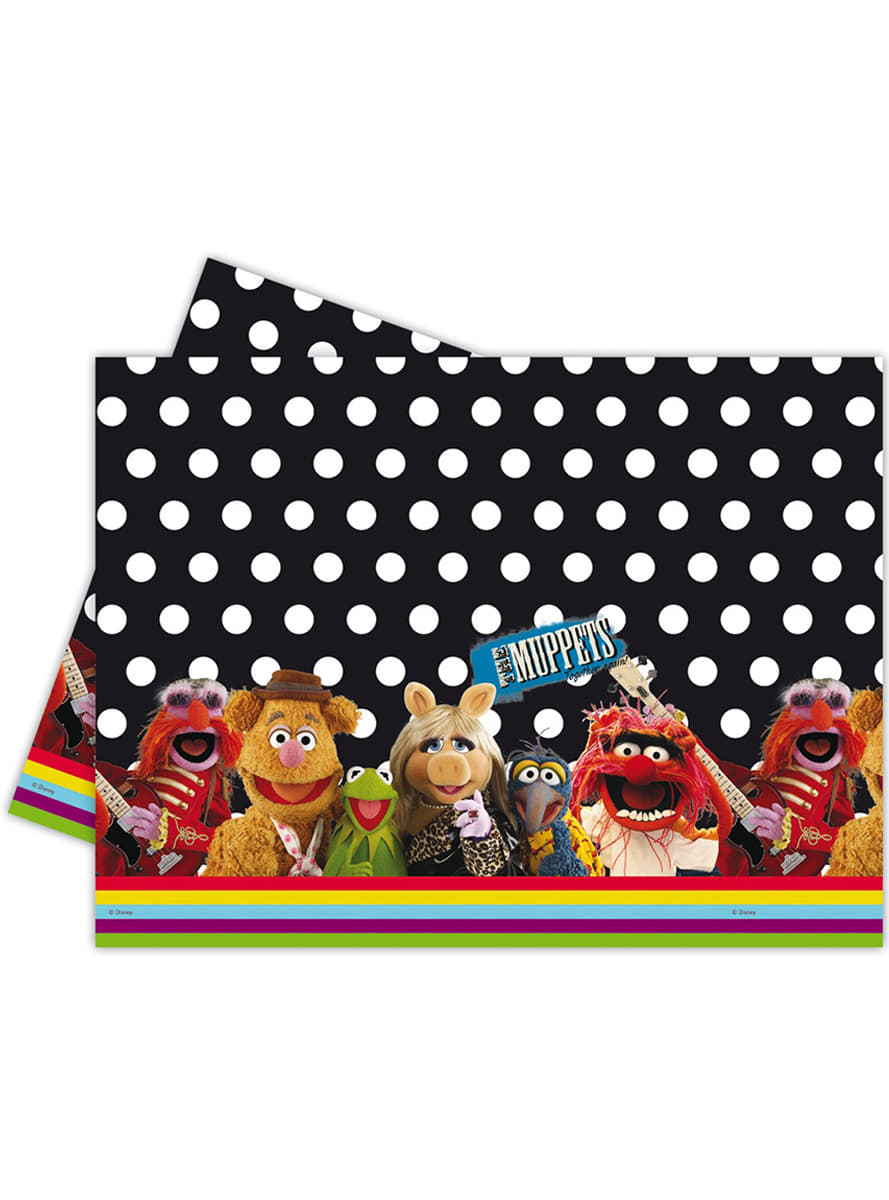 nappe the muppets de f te funidelia. Black Bedroom Furniture Sets. Home Design Ideas