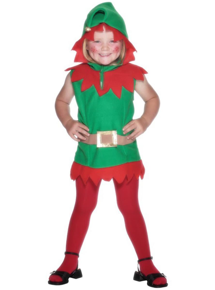 disfraz de nio elfo