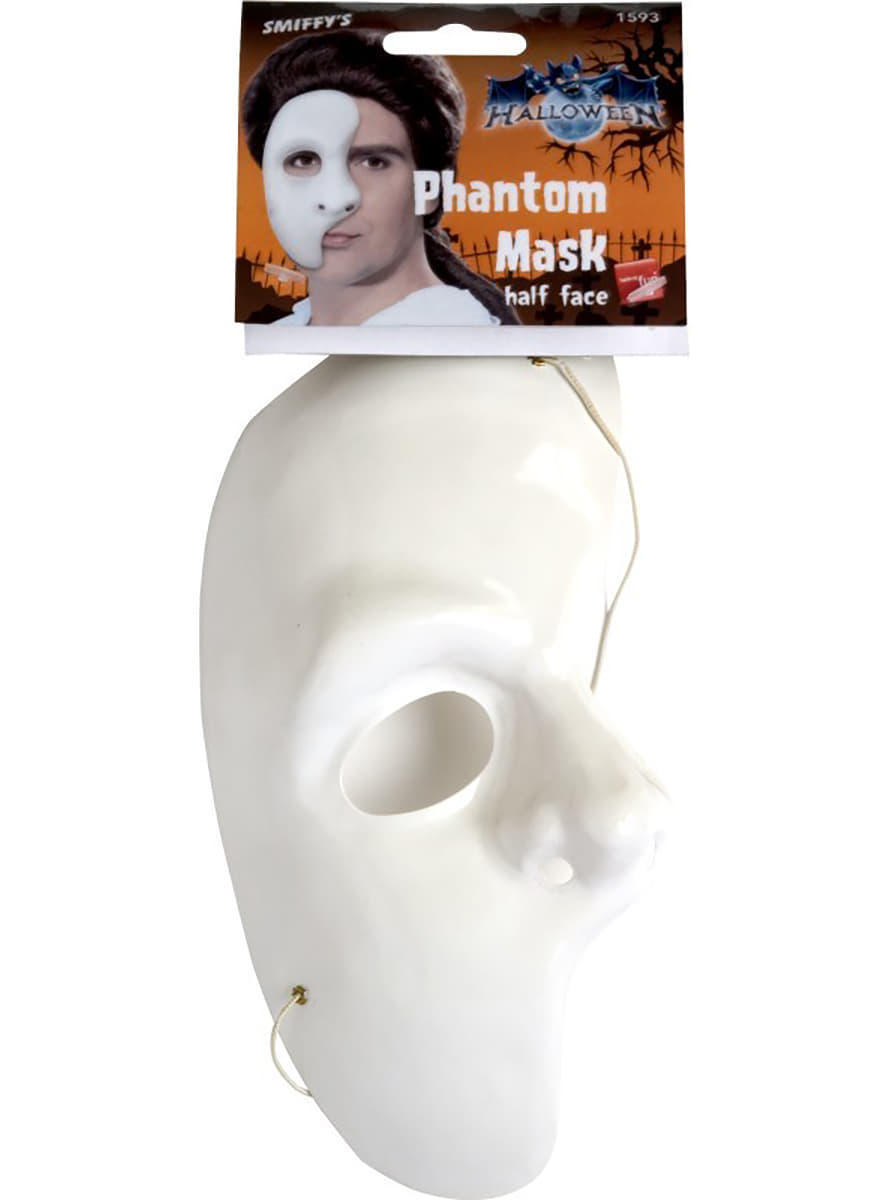 Ghost Mask: buy online at Funidelia.
