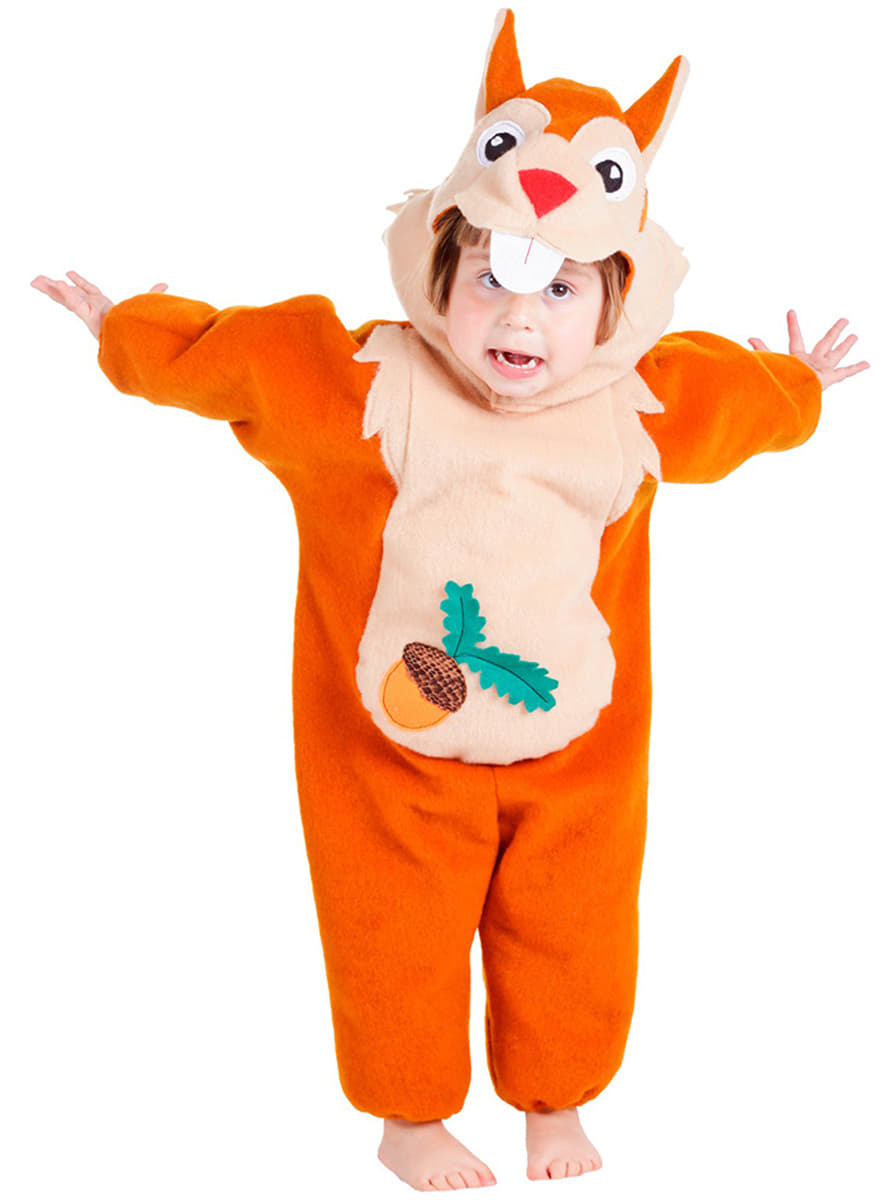 Squirrel Costume Toddler Buy Funidelia