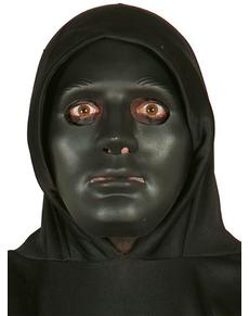 Que la máscara limpia lo mejor de todo a la persona