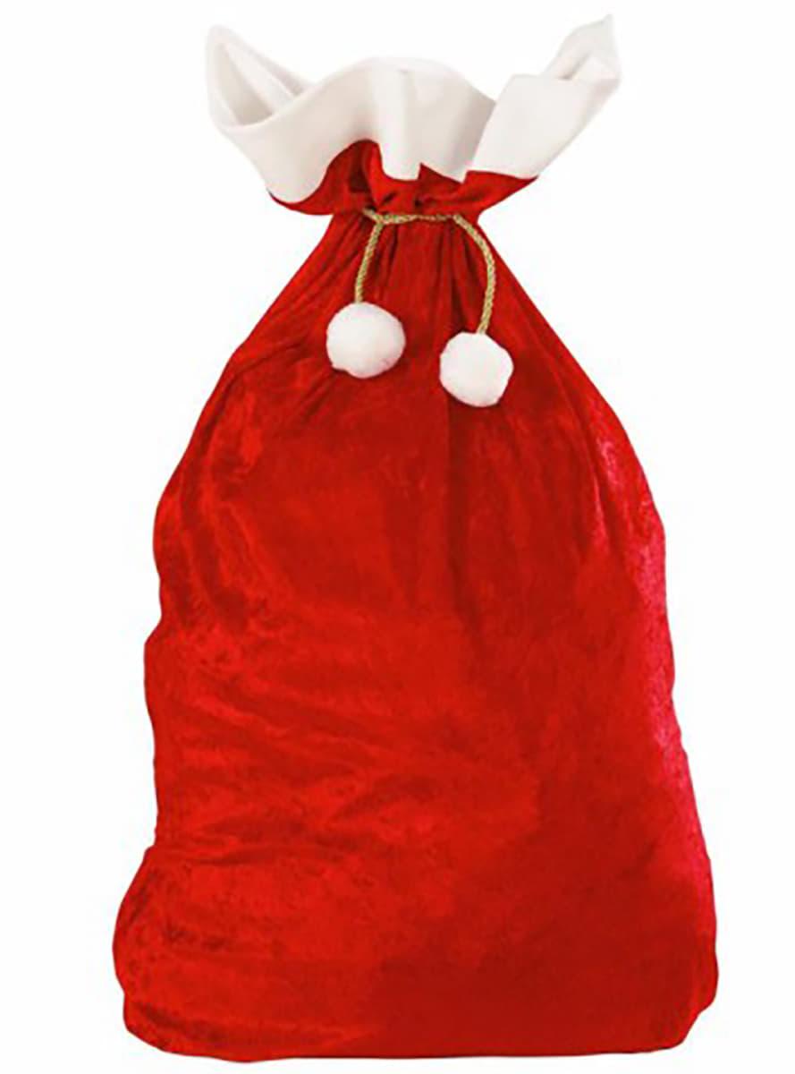 sac jouets de santa claus pour d guisement funidelia. Black Bedroom Furniture Sets. Home Design Ideas