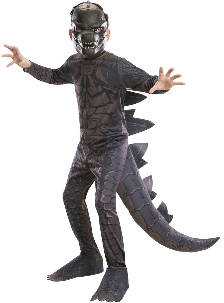 Disfraz de Godzilla para niño: comprar online en Funidelia.