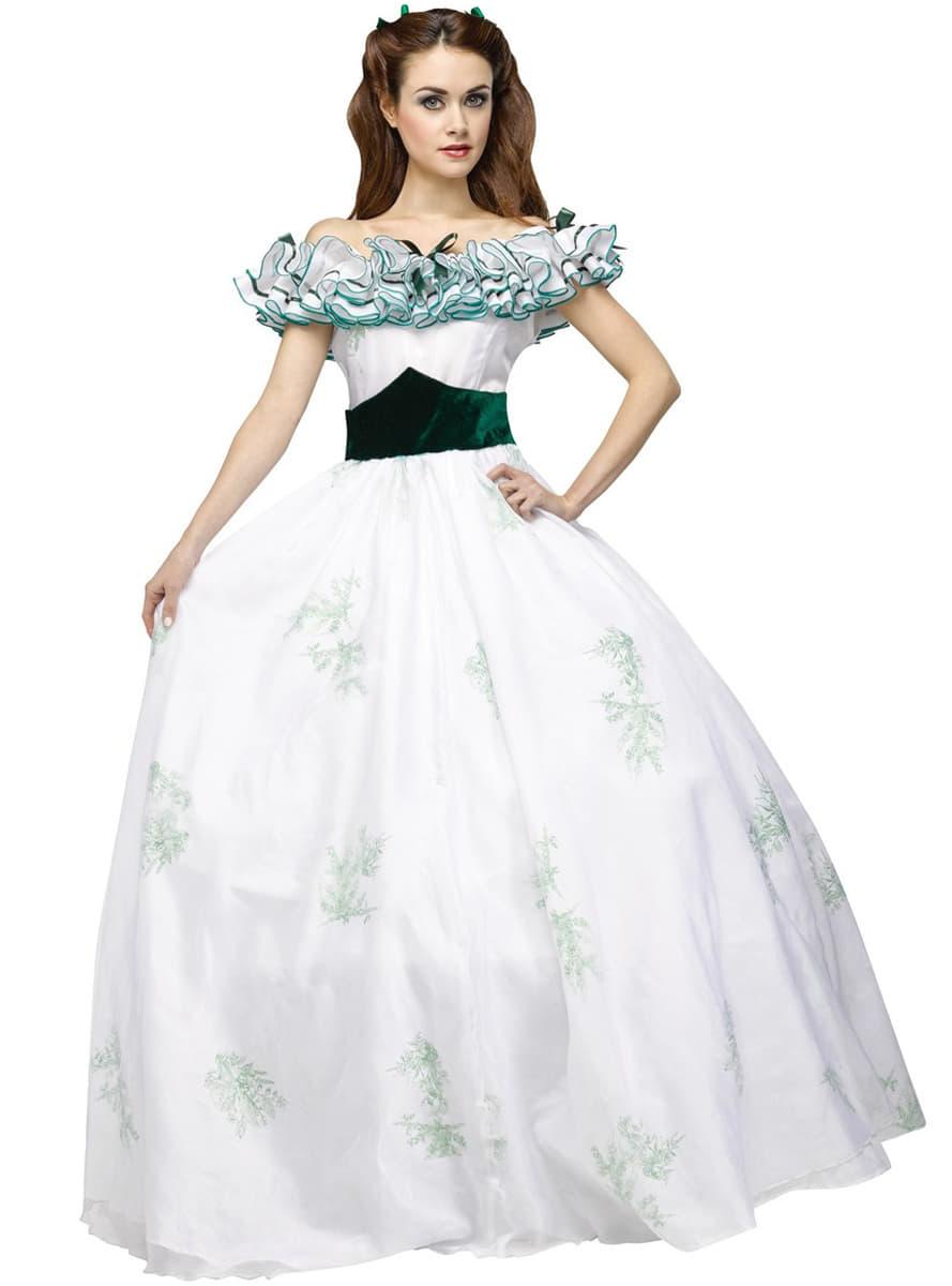 D guisement l gante princesse scarlett femme funidelia - Deguisement en o ...