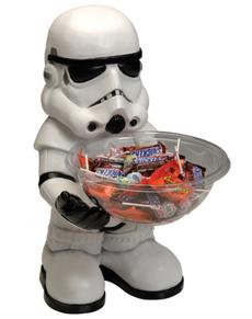 Porta caramelos de Stormtrooper Star War