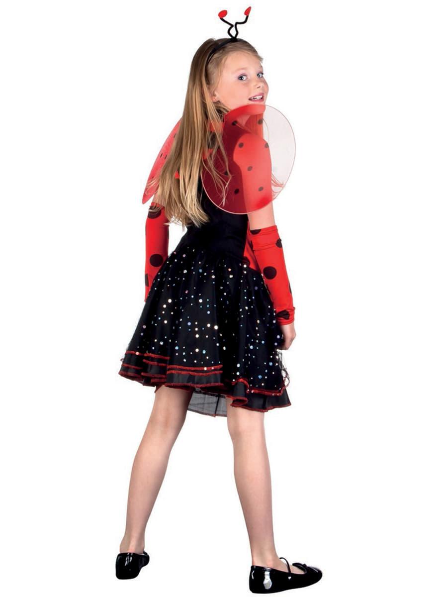 Disfraz de lady mariquita para ni a comprar online en - Disfraz de mariquita de nina ...