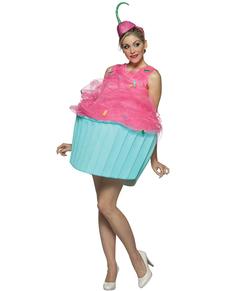 disfraz de cupcake para mujer