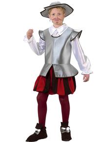 disfraz de caballero don quijote para nio