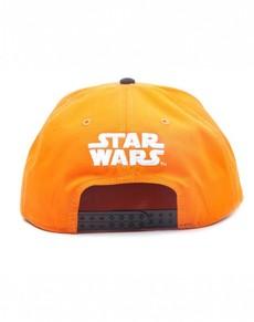 Gorra de Alianza Rebelde Star Wars naranja