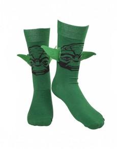 Calcetines de Yoda para hombre