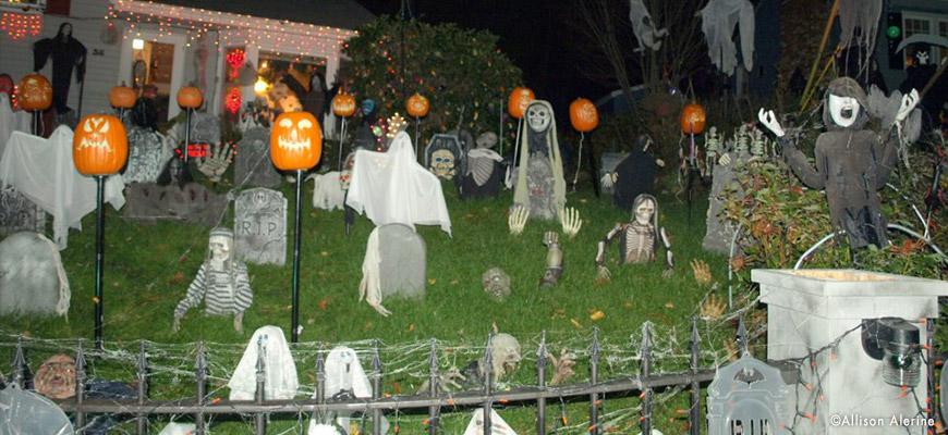 Decoraci n halloween y adornos de terror comprar online for Ideas para decorar tu casa en halloween